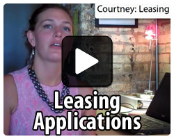 Leasing Appliccations
